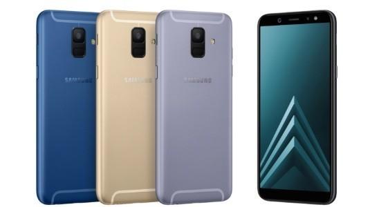 Samsung Galaxy A6 ve Galaxy A6+ Resmi Olarak Duyuruldu