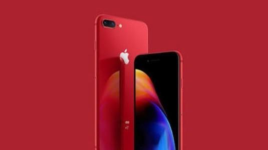 Kırmızı iPhone 8 ve iPhone 8 Plus n11.com'da Satışa Sunuldu