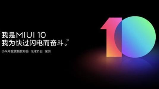 Xiaomi, 31 Mayıs'ta MI 8 ile Birlikte MIUI 10'u da Tanıtacak