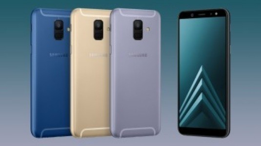 Samsung Galaxy A6 (2018) ve Galaxy A6 + (2018) Avrupa'da Satışa Sunuldu