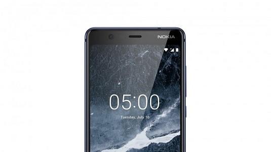 Nokia 5.1, Nokia 3.1 ve Nokia 2.1 Modelleri Tanıtıldı