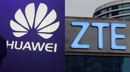 Pentagon: ABD Askeri Üslerinde Huawei veya ZTE Cihazları Satılmayacak