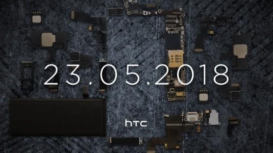 HTC, 23 Mayıs'ta Tanıtım Etkinliği Düzenlenecek