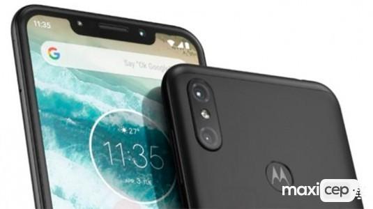 Motorola One Power çentikli ekranla birlikte geliyor