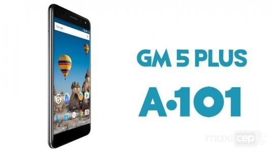 A101'de yarınGeneral Mobile GM 5 Plus satışa çıkıyor