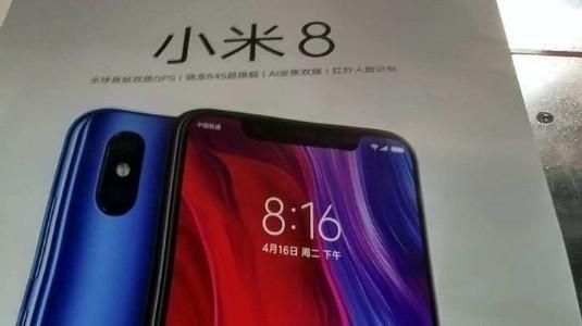 Xiaomi Mi 8, Sekiz Ülkede Birden Satışa Sunulacak