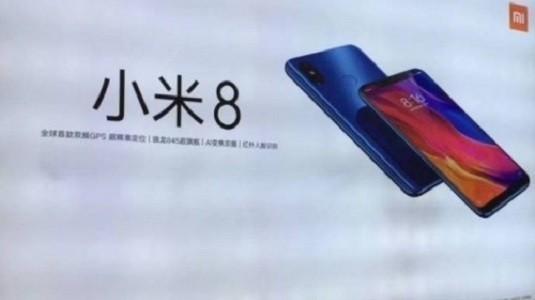 Xiaomi Mi 8, Mi 8 SE ve Mi Band 3 Render Görüntüleri Sızdırıldı