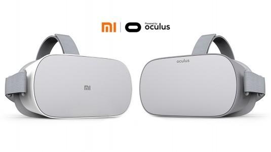 Xiaomi'nin sanal gerçeklik gözlüğü: Mi VR Standalone