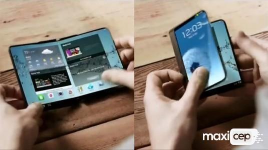 Samsung'un katlanabilir telefonu Galaxy X hayal kırıklığı olabilir