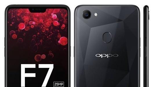 Oppo F7 Modeli Muadil Cihazlara Göre AnTuTu Uygulamasında Daha Yüksek Puan Alıyor