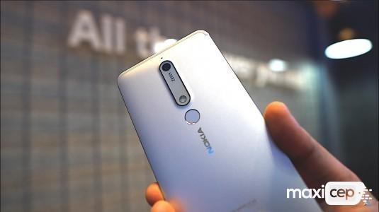 Nokia 6.1 teknik özellikleri resmi olarak duyuruldu