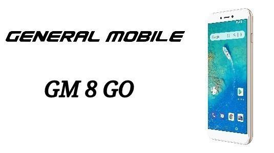 General Mobile, Dünyanın ilk Android Go Telefonu GM 8 Go'yu Satışa Sundu