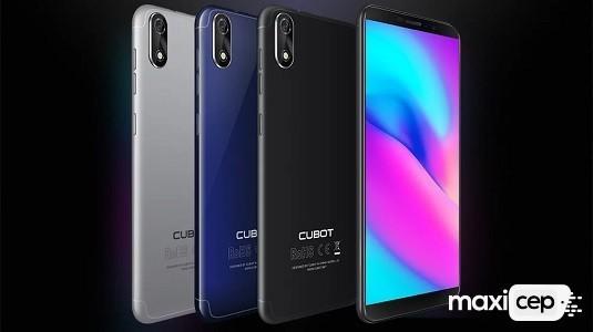Cubot J3 Modeli Firmanın İlk Android Go İşletim Sistemli Telefonu Oldu