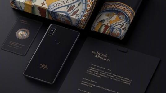 Xiaomi Mi Mix 2S Art Special Edition Piyasaya Sunuldu