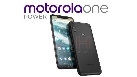 Çentikli Ekrana Sahip İlk Motorola Telefonu One Power Tekrar Sızdırıldı
