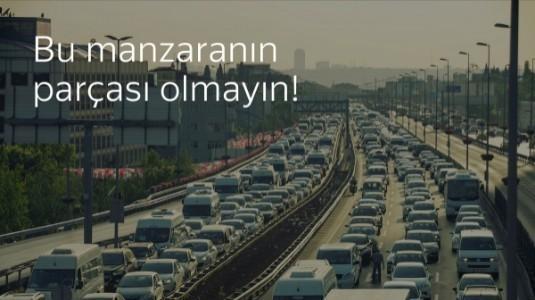 Yandex'le İstanbul'un Bayram Trafiğinden Kurtulun