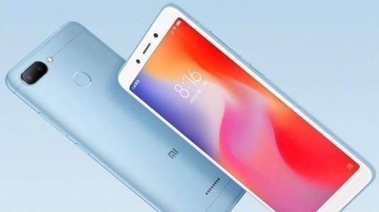 Xiaomi Redmi 6 Resmi Olarak Duyuruldu