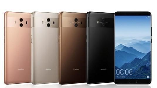 Huawei Mate 10 İçin 960 FPS Video Kaydı ve GPU Turbo Özelliği Geliyor