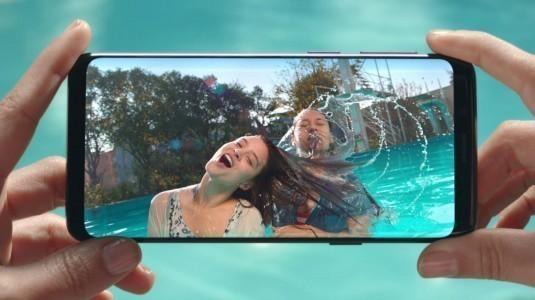 En yaratıcı ağır çekim videosunu çekene Galaxy S9+ paketi hediye