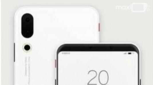 Meizu 16, Ekran İçi Parmak İzi Tarayıcı ve Etkileyici Ekran Gövde Oranına Sahip Olacak