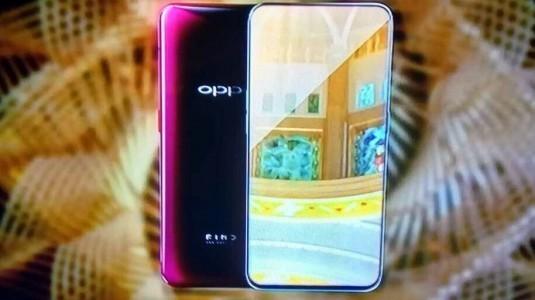 OPPO Find X bir videoda görüntülendi
