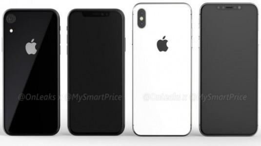 iPhone X Plus ile iPhone 9 böyle olabilir