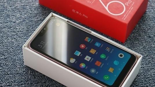 Xiaomi, Redmi 6 Pro'nun Resmi Basın Görsellerini Paylaştı