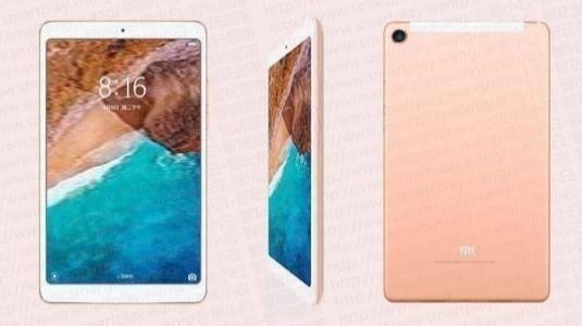 Xiaomi Mi Pad 4 Özellikleri ve Fiyatı Ortaya Çıktı