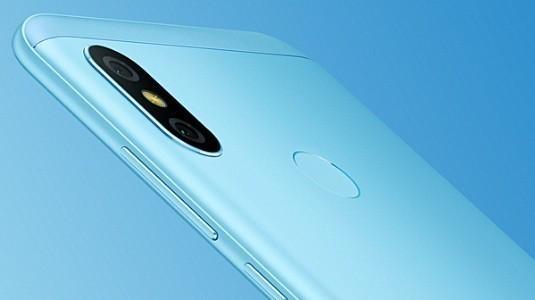 Xiaomi Redmi 6 Pro Resmi Olarak Duyuruldu