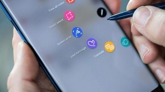 Samsung Galaxy Note9'un S Pen'i Beklemeye Değer Olacak