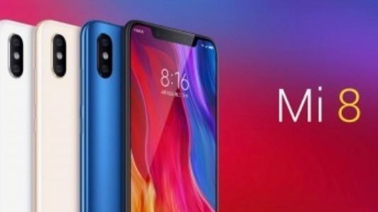 Xiaomi Mi 8, Bir Milyon Satış Rakamını Geride Bıraktı