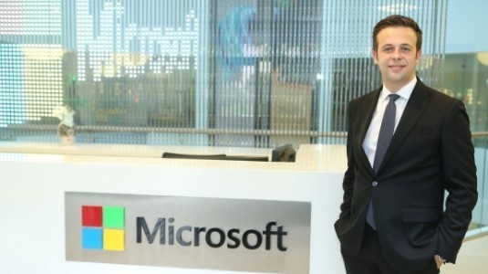 Microsoft Türkiye'den Üst Düzey Atama Yapıldı