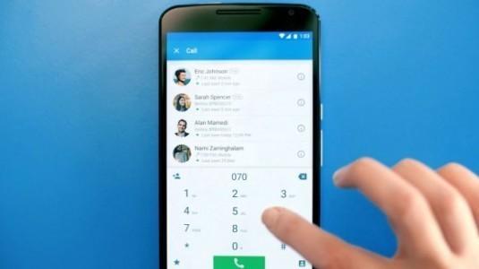 Truecaller Windows Phone'de son bulup, Android için güncellendi