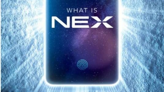 Vivo Nex Üç Farklı Varyanta Sahip Olacak