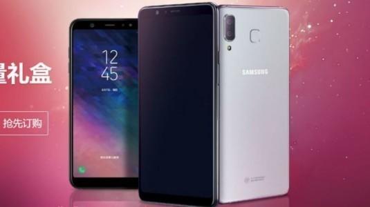 Samsung Galaxy A9 Star ve A9 Star Lite ön siparişte