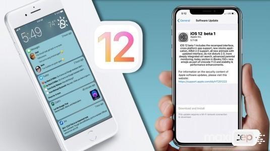iOS 12 Beta indirilebilir! iPhone'lara nasıl yüklenir?