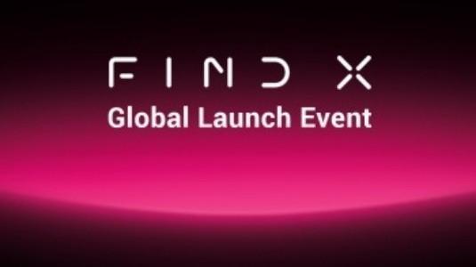 Oppo Find X, 19 Haziran Tarihinde Paris'te Tanıtılacak