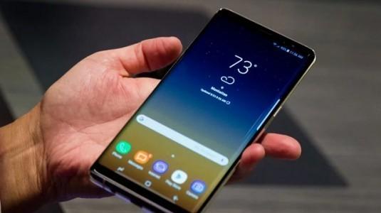 Galaxy Note 9renderları, basınla paylaşıldı