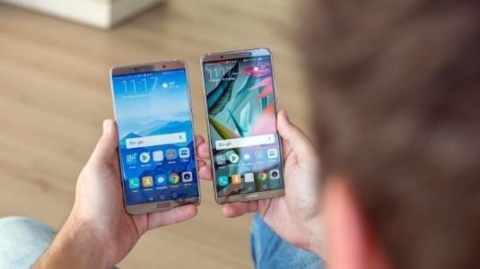 Huawei Mate 20 Pro, Kavisli OLED Ekrana Sahip Olacak