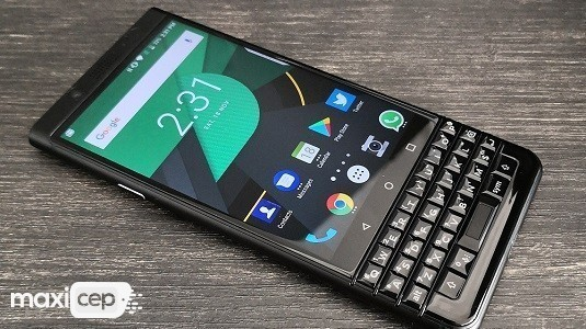 Blackberry KEYone Android 8.0 Beta Güncellemesi Geliyor
