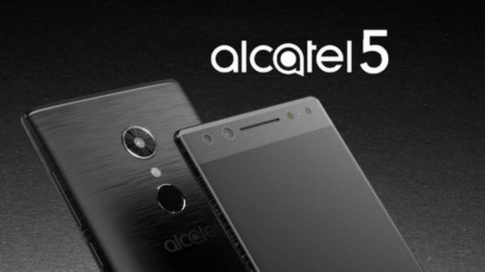Alcatel'in 18:9 Ekranlı İddialı Akıllı Telefonu Alcatel 5, Türkiye'de Satışa Sunuldu