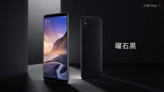 Xiaomi'nin Kurucusu, Duyuru Öncesinde Mi Max 3'ün Resmi Görsellerini Yayınladı