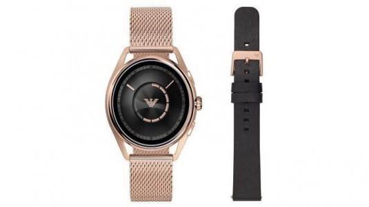 Yeni Emporio Armani akıllı saat modeli duyuruldu