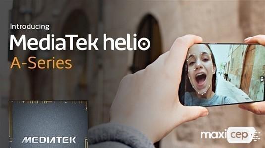 MediaTek Helio A22 İşlemcisi Resmi Olarak Duyuruldu