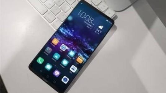 Honor Note 10'un İlk Gerçek Görüntüsü, Büyük Ekranı Ortaya Koyuyor