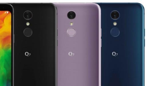 LG Q7 Plus satışları Türkiye'de başladı
