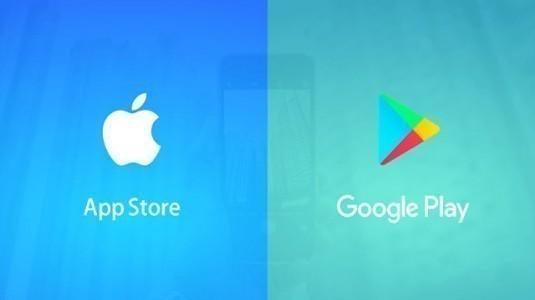 Play Store indirme sayısı ile App Store'u neredeyse üçe katladı