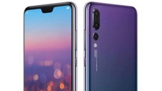 Huawei, Çentik Yerine Kamera Deliğine Sahip Akıllı Telefon Ekranı Üzerinde Çalışıyor