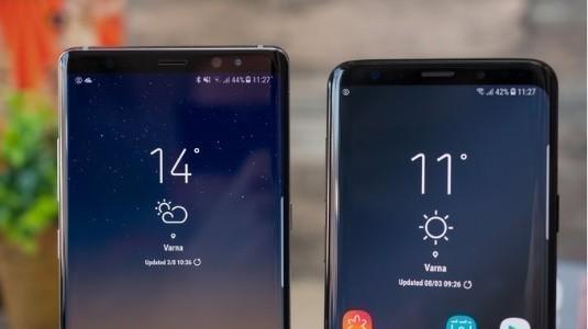 Samsung, Galaxy S ve Note Serilerini Birleştirebilir
