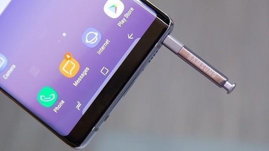 Samsung Galaxy Note 9'da 4000 mAh Pil Kullanılacağı Doğrulandı